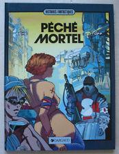 Péché Mortel J BEHE & TOFF éd Dargaud Imp Mars 1989 EO