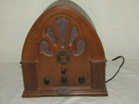 Welbilt Collector's Edition Radio Model 1933c AM FM Cassette Vintage Reproductio