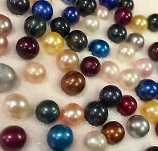 MAKE ME AN OFFER! 10 AKOYA OYSTERS WITH PEARLS 6-7MM TONS OF COLORS! FROM USA!