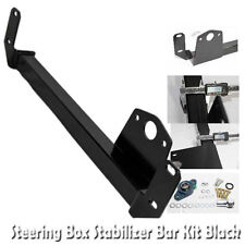 Steering Gear Box Stabilizer for 94-02 Dodge RAM 1500/2500/3500 4WD ONLY Black