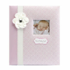 Cr Gibson Baby Memory Book Bella Keepsake
