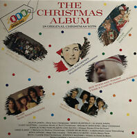Now That's What I Call Music THE CHRISTMAS ALBUM Vinyl Lp Record NOX1