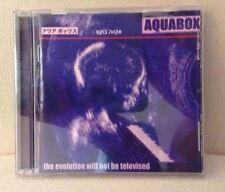 Aquabox - The Evolution Will Not Be Televised Aquabox