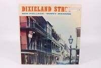 Dixieland Strut Ben Pollack Wingy Manone Jazz Regent Records 33 RPM Vinyl LP