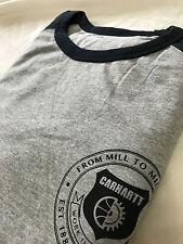 CARHARTT L/S SEAL Langarmshirt T-Shirt XXL BNWOT NEU