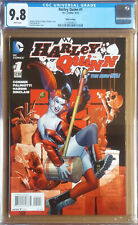 HARLEY QUINN #1 Cover E (2014 series) - 5th Printing Variant Cover - CGC 9.8