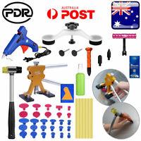 PDR Tools Paintless Hail Removal Dent Puller Lifter Pulling Bridge Repair Kit AU