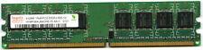 1 Go mémoire pour ordinateur de bureau (2x512Mo) - DDR2 - Hynix