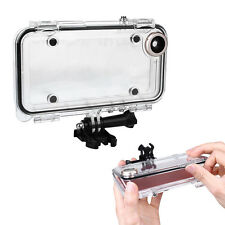 Sport Underwater Diving Skating Waterproof Case Cover For iPhone 6 6S Gopro Accs