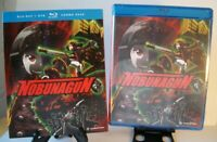 Nobunagun: The Complete Series Blu-ray/DVD Combo w/Slipcover (Funimation) Anime