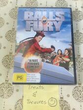 Balls Of Fury (DVD, 2012) BRAND NEW Christopher Walken, Dan Fogler, FREE POST R4