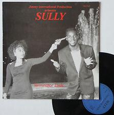 "Vinyle 33T Sully  ""Terminator zouk"""