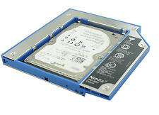 For Dell XPS 15 (L501X, L502X),XPS 17 (L702X,L701X) 2nd HDD SSD hard drive Caddy