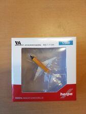 "Herpa 533003 - 1/500 Braniff International BAC 1-11-200 ""Jelly bean Ochre"" - Neu"