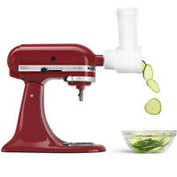 Food Grinder Attachment Slicer/Shredder Meat Stuffer For KitchenAid Stand Mixer