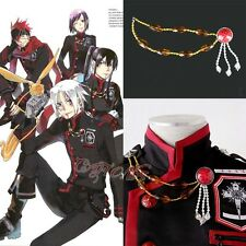 Cafiona Hot D.Gray-man Exorcist Cosplay Costume Accessory Thoracic Chain Jewelry