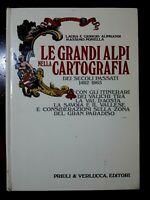 ALPI - Prima edizione - Cartografia - Bibliografia - Figurati