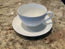 Crate And Barrel Anna Cup And Saucer Set (6)