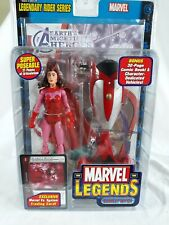 Avengers Marvel Legends Scarlet Witch Action Figure New Toybiz 2005 A6