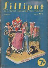 Collectable  Lilliput  Magazine  January  Vol 6  No 1  Issue No 31