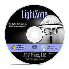 Professional Photo Editor, Lightzone, Darkroom Lightroom Digital Camera JPEG F22