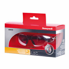 Honeywell 1030303 Safety Glasses, A800 Temples/I/O Silver Lens HC