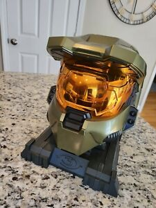 Halo 3 - Master Chief Helmet and Stand - Legendary Edition - No Game - #236402