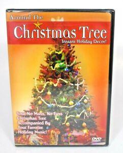 Around The Christmas Tree (DVD, 2004) Holiday Festive Carols New & Sealed