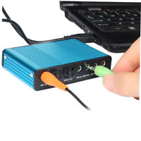 USB 6 Channel 5.1 Audio External Optical Sound Card Adapter For PC Laptop BHJV