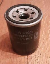 W610/3 Oil Filter to fit Alfa Romeo Citroen Fiat 500 Ford Ka Mitsubishi Vauxhall