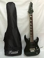 TG Green 7 String Electric Guitar, Free Gig Bag, Brand New