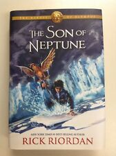 The Son of Neptune by Rick Riordan (The Heroes of Olympus series)