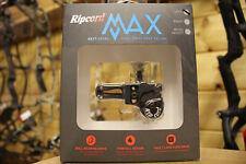 New Ripcord MAX Standard Adjust Fall Away Archery Arrow Rest LH Black LEFT HAND