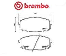 P30034 Kit pastiglie freno, Freno a disco (MARCA-BREMBO)
