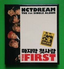NCT Dream My First and Last The First Mini Album - No Photocard