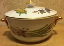 Tableware British Royal Worcester Pottery Tureens