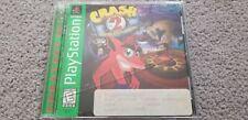 Crash Bandicoot 2: Cortex Strikes Back Greatest Hits (2000) Ps1 Cib Tested