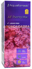 AQUAFOREST PHYTO MIX 100ml CORAL FOOD FOR SOFT GORGONIAN CORALS MARINE REEF TANK