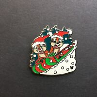 DLR - Cast Lanyard Series 4 - Holidays Collection Chip and Dale Disney Pin 44561