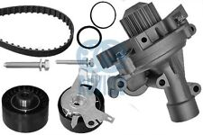 PEUGOT 206 HATCHBACK 2.0 RC TIMING BELT WATER PUMP KIT  RUVILLE EVR55949704