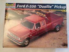 Monogram Ford F-350 Duallie Pickup Truck Model #85-2948 Sealed 1998 Scale 1:24