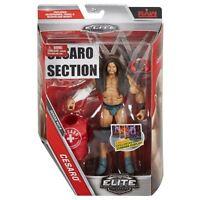 WWE ELITE 47 SERIES CESARO RAW SHIRT WWF NXT WRESTLING MATTEL FIGURE ACCESSORIES