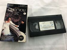 Only You VHS Tri Star Movie Robert Downey Jr