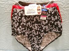 Olga Brief Panty, Underwear Without a Stitch Size XL/8,  3 pairs 23173J NWT