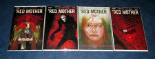 RED MOTHER 1 2 3 4 1st print set BOOM STUDIOS JEREMY HAUN DANNY LUCKERT NM lot