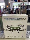 Thunderbird 2 Quadcoptor Drone With Wi-Fi Camera Green 2.4GHz Remote Control New