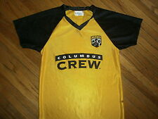 AUTOGRAPHED COLUMBUS CREW JERSEY SHIRT Soccer MLS Player Signed SMALL