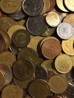 100 Gramm Restmünzen/Umlaufmünzen Libanon