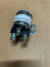 White Rodgers 124-911 Solenoid Coil 24VDC 100A Continuous Duty SPDT