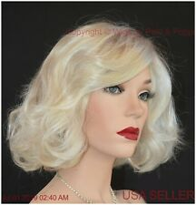 BRAVE THE WAVE Lace Front Vibralite  Monopart Wig Raquel Welch SS23/61 ROOTED
